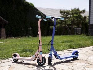 Segway Electric Scooter for Kids ZING E8